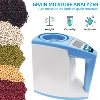 LDS 1G Grain Moisture Meter Corn Humidity Tester Corn Humidity Detector Wheat Moisture Gauge Rice Test Tool 40%OFF