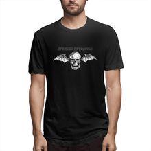 NOISYDESIGNS High-quality Men T-shirts Wholesale Cotton Aven