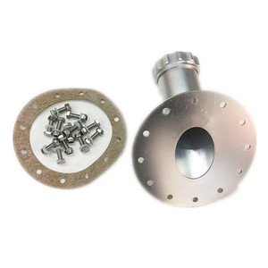 Image 2 - SPSLD Automobile Parts Modified to 14cm Aluminum 45 Degree Inclined Explosion proof Tank Cover General Fuel Cap