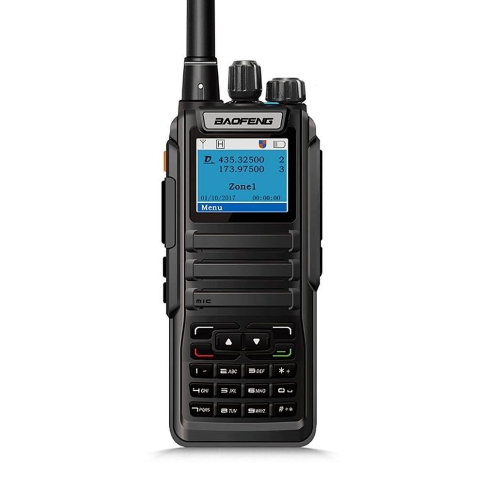 BAOFENG DM-1701 Tier II DMR Digital Two Way Radio Walkie Talkies Backlight LCD