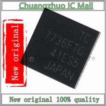 10PCS/lot TC7736FTG QFN-48 TC7736FT QFN48 TC7736F TC7736 7736FTG 7736 SMD IC Chip New original