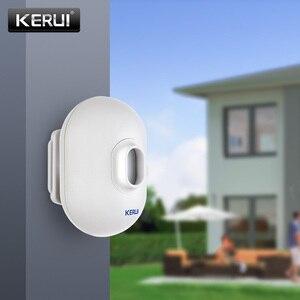 Image 2 - Kerui防水赤外線センサーP861 ワイヤレスセキュリティアラームモーションセンサー屋外モーション検出が調整可能な検出角度