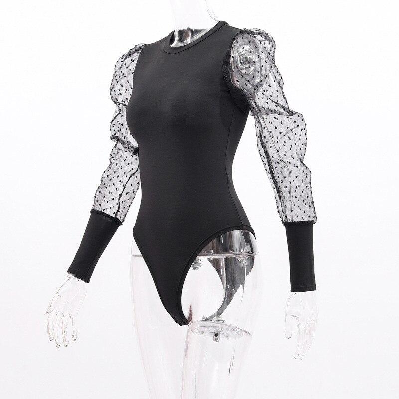 puff sleeve bodysuit women12