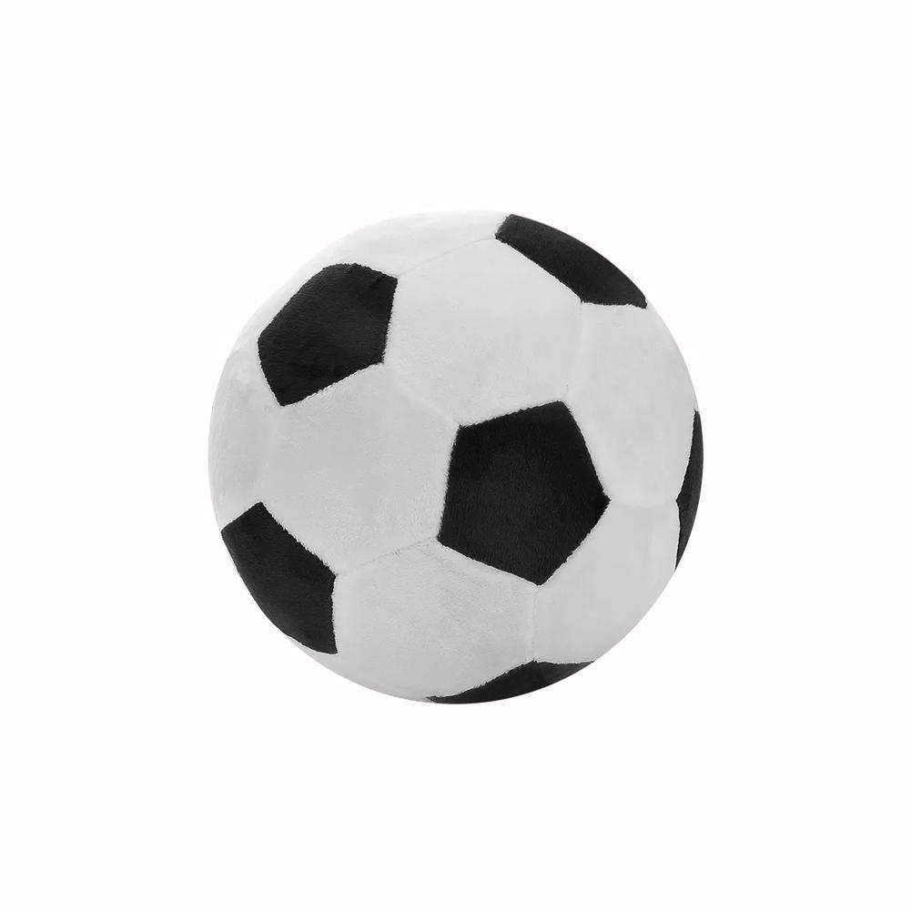 8/12inch Plush Soccer Sports Ball Plush Football Throw Baby For Toddler Funny Boys Soft Pillow Plush Stuffed Kids Gift Toy M3U0