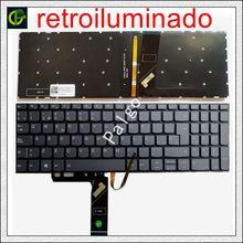 Испанская клавиатура с подсветкой для Lenovo ideapad 330s 15 330S-15 330S-15ARR 330S-15AST 330S-15IKB 330S-15ISK 7000-15 латинских SP LA