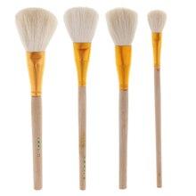 Деревянная щетка, деревянная гончарная скульптура, инструмент для чистки глины, резьба, керамика, кисти для моделирования, щетки для чистки