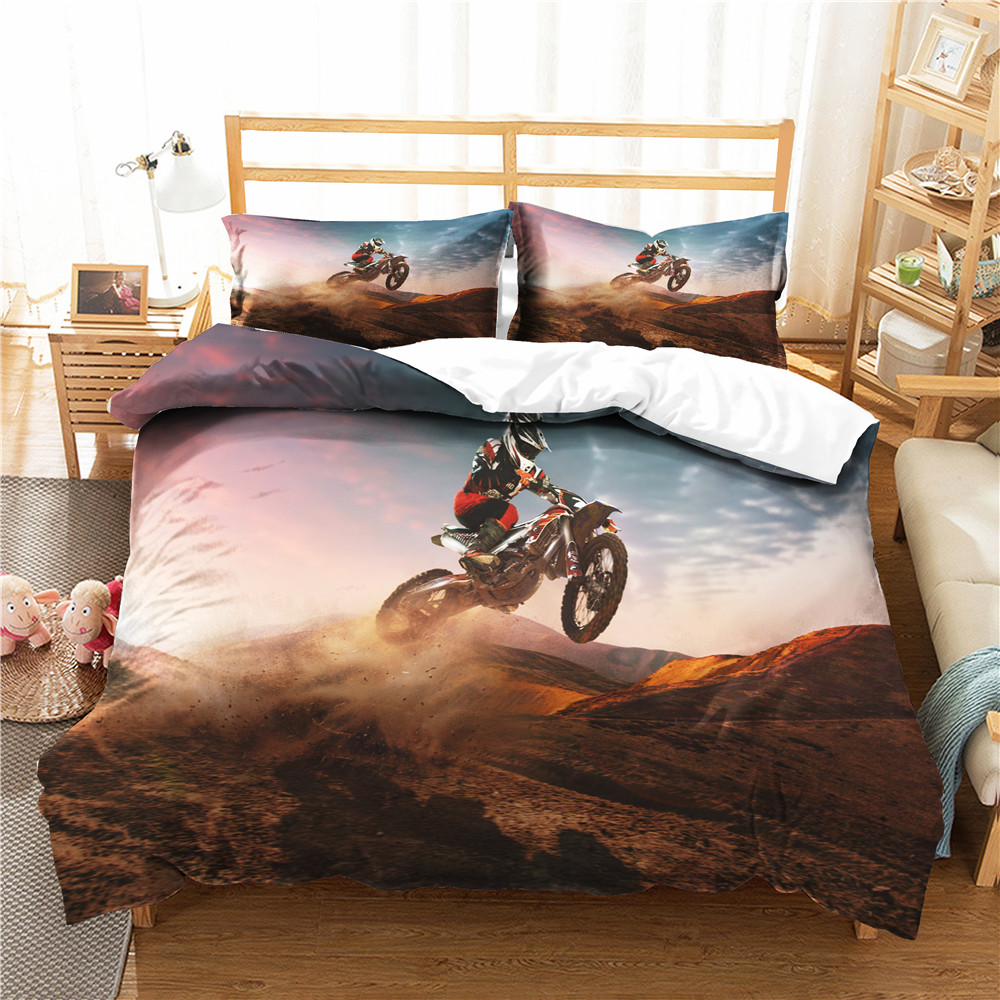 Bedding Set Sleeping Bedroomcover