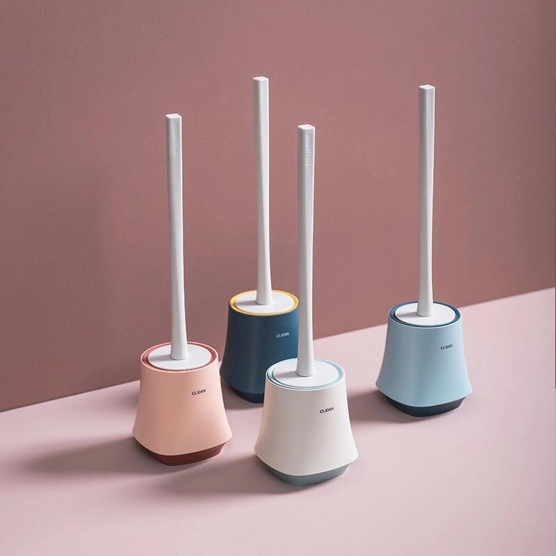 Brush Portable Toilet Durable Plastic Toilet Accessories TPR Material YORO