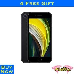 Разблокированный смартфон Apple iPhone Se(2020), 4,7 дюйма, сенсорный идентификатор, NFC, ПЗУ 64 Гб/128 ГБ/256 ГБ, A13, шестиядерный, Apple Pay