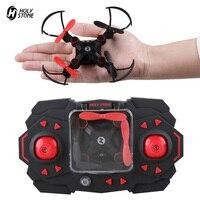 Holy Stone HS190-Mini Dron teledirigido plegable, cuadricóptero de bolsillo portátil con volteretas 3D, mantenimiento de altitud, modo sin cabeza