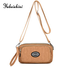 Women's Messenger Bag nylon cloth bolsos mujer de marca famosa crossbody bag for women 2019 ladies handbags women bag sac a main