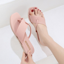 2020 slippers ladies sandals flat bottom casual slippers summer outdoor beach women sandals flip flops women's shoes jelly shoes 2020 summer casual jelly shoes slippers women sandals flats slippers fashion holiday beach woman shoes flip flops colorful shoes