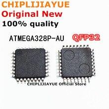1 PIÈCES ATMEGA328P AU QFP32 ATMEGA328P AU ATMEGA328 MEGA328P QFP 32 TQFP SMD IC Nouvelle et Originale Chipset