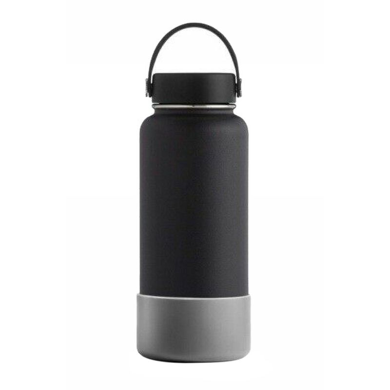 Slip-proof Silicone Boots/Sleeves Fit For 18oz/32&40oz Hydro Flask Silicone Protective Sleeve Boot  Water Bottles
