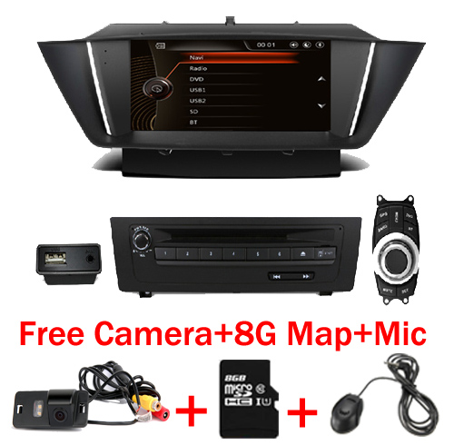 """9""""Android 9.0 Car GPS Navigation for BMW X1 E84 2009-2015 1080P USB SD Radio 1080P Stereo BT GPS Car media system Free GPS MAP"""