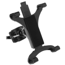 Bicycle Mini Tablet Holder Universal Adjustable Mount Bike Bracket For 7in-11in X6HB