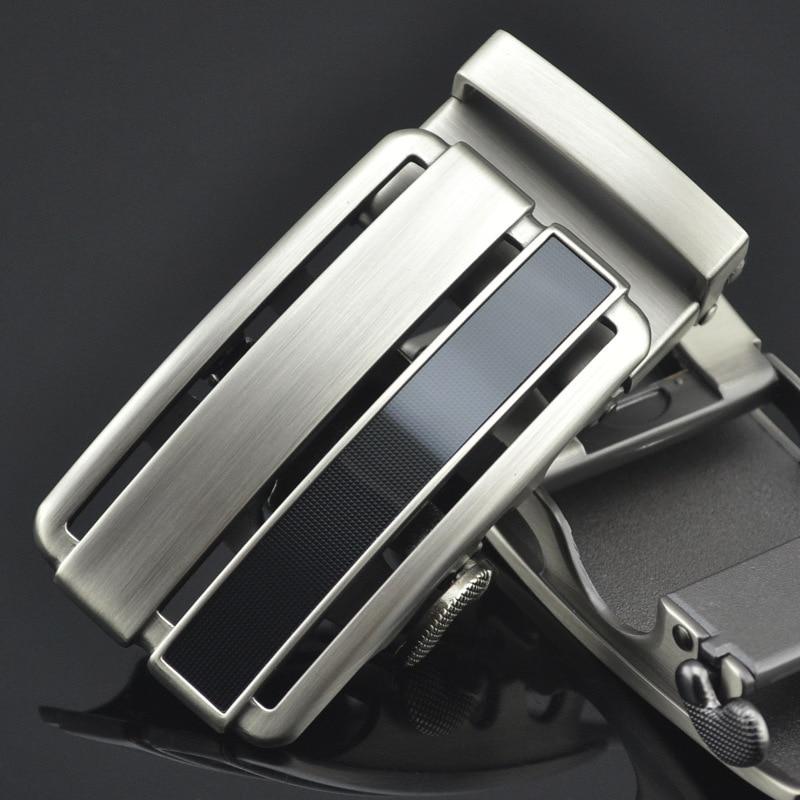 New Men's Belt Head, Belt Buckle, Leisure Belt Head Business Accessories Automatic Buckle Width 3.5CM Luxury Fashion LY125-0793