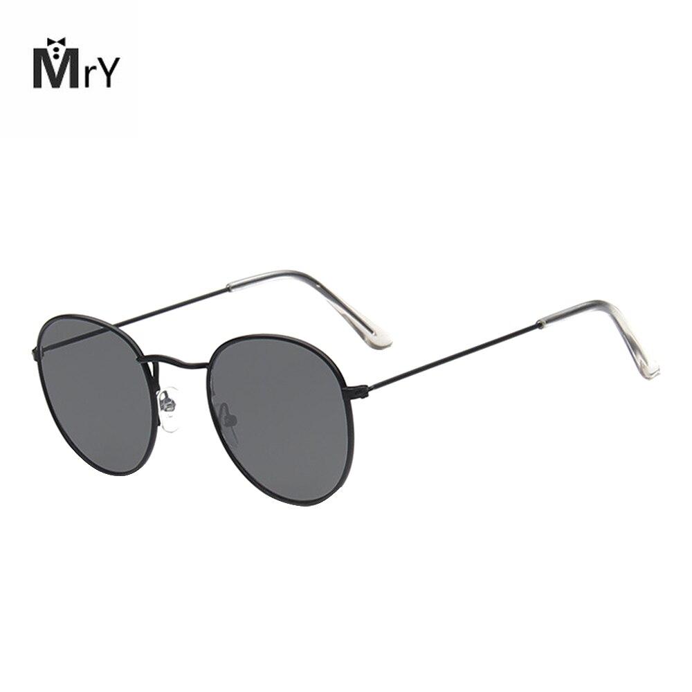 Hot 100% Polarizd Sunglasses Women/Men Brand Designer Round Motorcycle Sun Glasses Drive Oculos De Sol Gafas