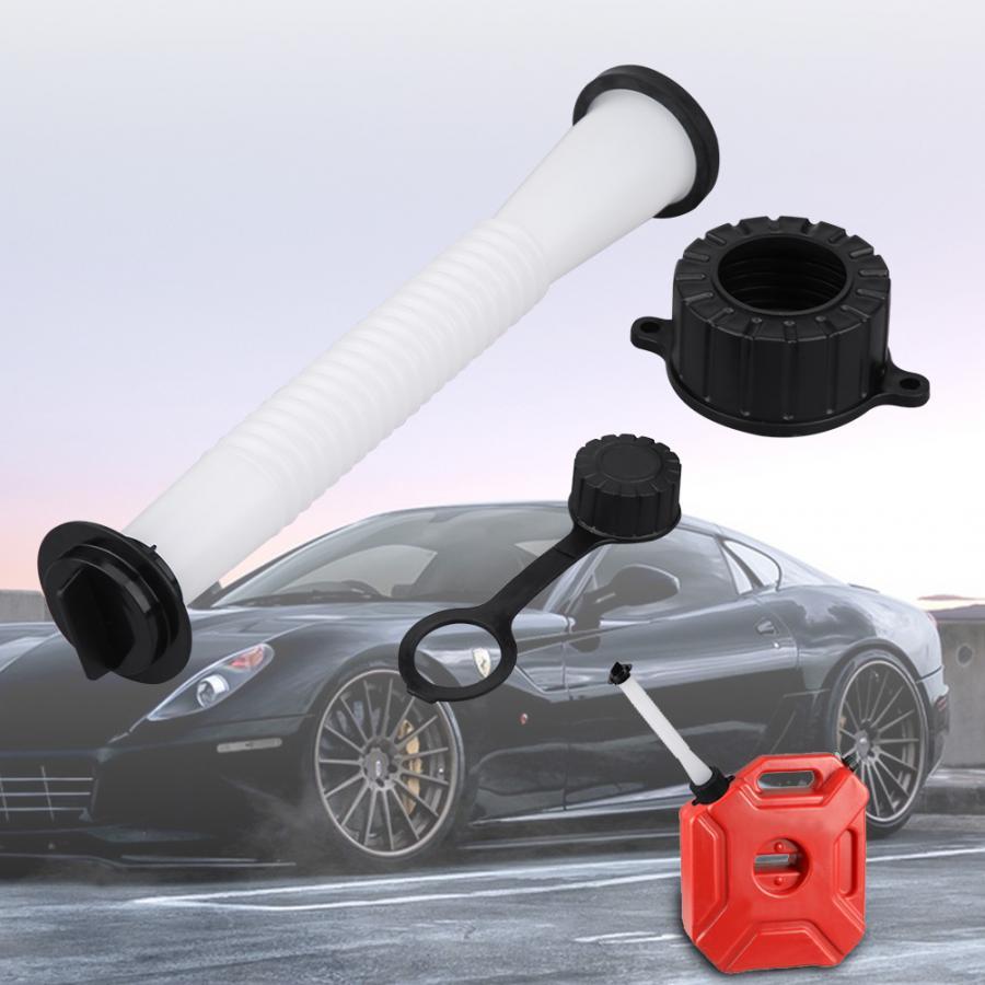 5sets Gas Can Spout/&Parts Vent Cap For Rubbermaid Kolpin Gott Jerry Can Fuel