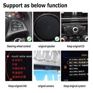 Image 3 - Radio Multimedia con GPS para coche, Radio con reproductor, Android 9,0, 4 + 64, navegador, pantalla táctil, estéreo, para Audi A7 4G8 2010 ~ 2017 MMI