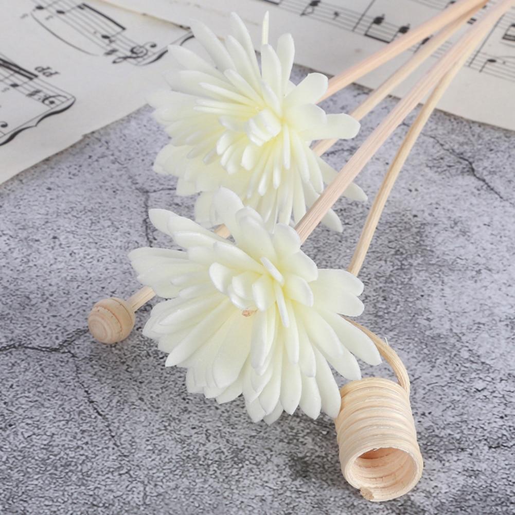 Artificial Flower Rattan Reeds Fragrance Diffuser Replacement Sticks Home Decor