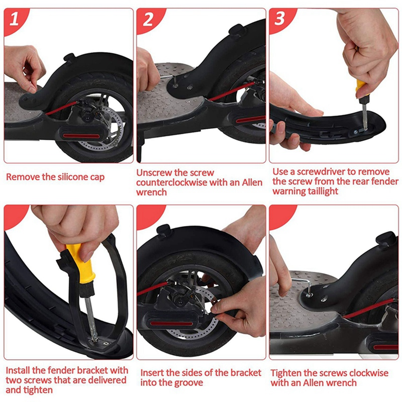 m365 pro & scooter gatilho bloqueio chave