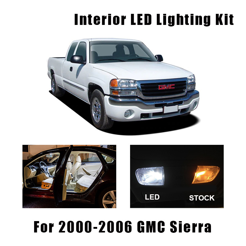 For 2000-2003 Chevy Suburban 1500//2500 Tahoe Headlights+Bumper Lights+Tail Lamps