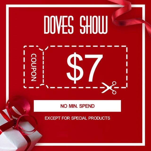 No Min Spend Coupon 7 Usd Specially for 11.11 Sale [Using time: 11, Nov. 00:00 to 12, Nov. 23:59 PST]