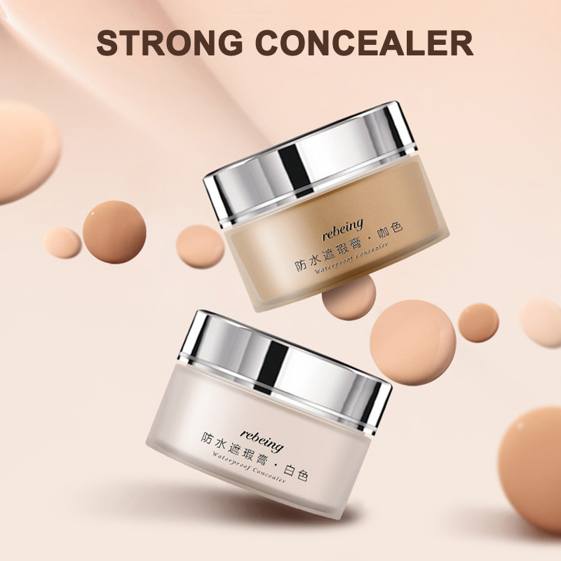 Tattoo Concealer 2-Colored Toned Waterproof Cover Scar Birthmarks Cream Makeup @ME88