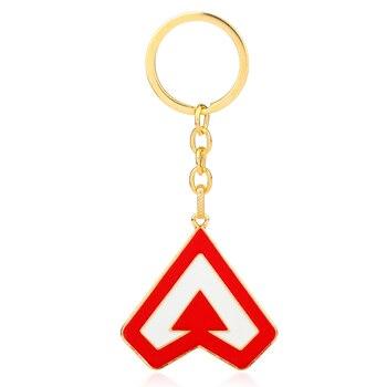 APEX Legends Game Keychain Evil Spirit Knife Heirloom Weapon Keyrings Metal Model Key Holder Gifts 2