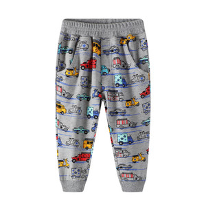Image 5 - Baby Jongens Kleding Sets Herfst Winter Cartoon Auto Gedrukt Katoen Jongens Outfit Lange Mouw Broek Kids Kleding Suits
