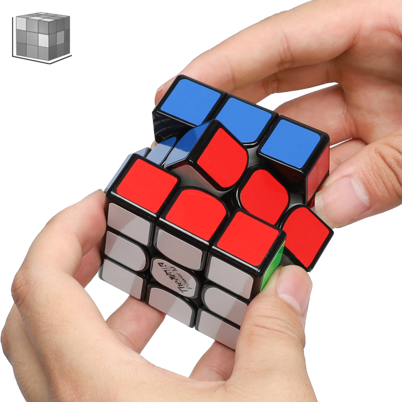 QiYi Valk3 Speed 3*3*3  Puzzle Cube Valk 3 Layers Professional Funny Toys Toy Educational For Children