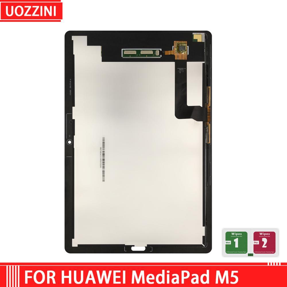 ЖК-дисплей для Huawei MediaPad M5 CMR-AL09 CMR-W09 панель дисплея с сенсорным экраном и дигитайзером