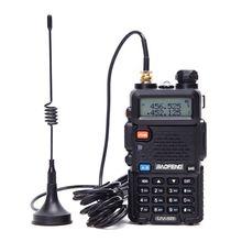 Car-Vhf-Antenna Walkie-Talkie Radio UV5R Mini Portable Quansheng Baofeng 888s for LX9A