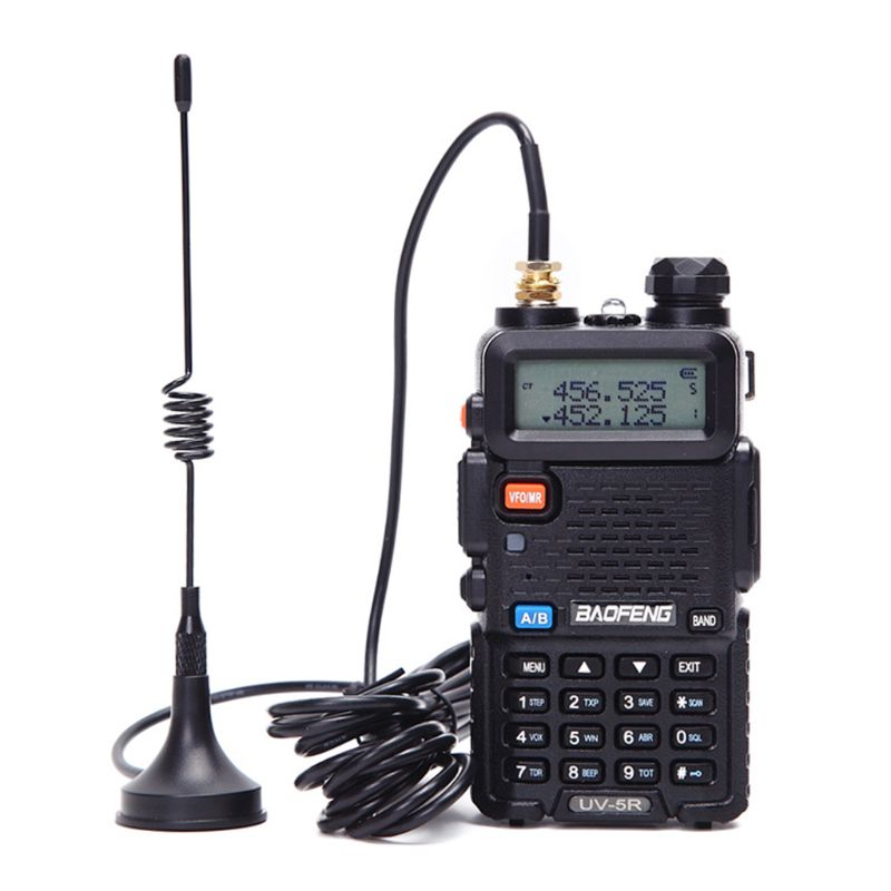 Antenne Baofeng pour Radio Portable Mini voiture antenne VHF pour Quansheng Baofeng 888S UV5R talkie-walkie antenne UHF LX9A