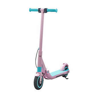 Rulind Q8 Kick Scooter Children 200w Power 21.6v Foldable Child's Electric Skateboard Max 14km Electric Scooter For Children 6