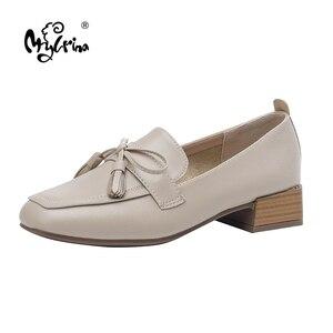 MYLRINA Fashion Oxford Shoes W