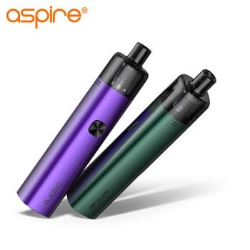 Aspire – Kit de cigarettes électroniques buitl-in, batterie de AVP-CUBE mAh, capacité de dosette de 1300 ml, avec bobines Aspire AVP Pro 3.5 ohm/1.15ohm