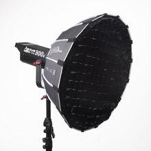 Aputure Light Dome mini II soft box Flash Diffuser for Light Storm 120 and COB 300 series Bowens mount LED lights