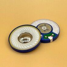 50mm Monitor Headphone Speaker 500 Ohm HiFi Headphones Driver Unit LCP Composite Beryllium Diaphragm Speaker Unit