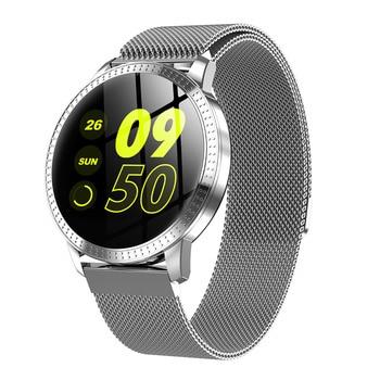 RUNDOING CF18 Men Smart Watch Waterproof IP67 Blood Pressure Tracker Fashion Men Sport Multi Sport Modes SmartWatch Women Band 8