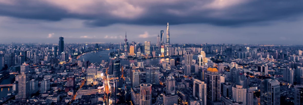 深圳夜景图