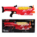 Nerf original arma rival nemesis arma elétrica bola macia bala rifle menino brinquedo ao ar livre presentes
