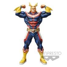 Tronzo 28cm המקורי Banpresto Grandista כל עלול רזולוציה של חיילים שלי גיבור אקדמיה PVC פעולה איור דגם בובת צעצועים