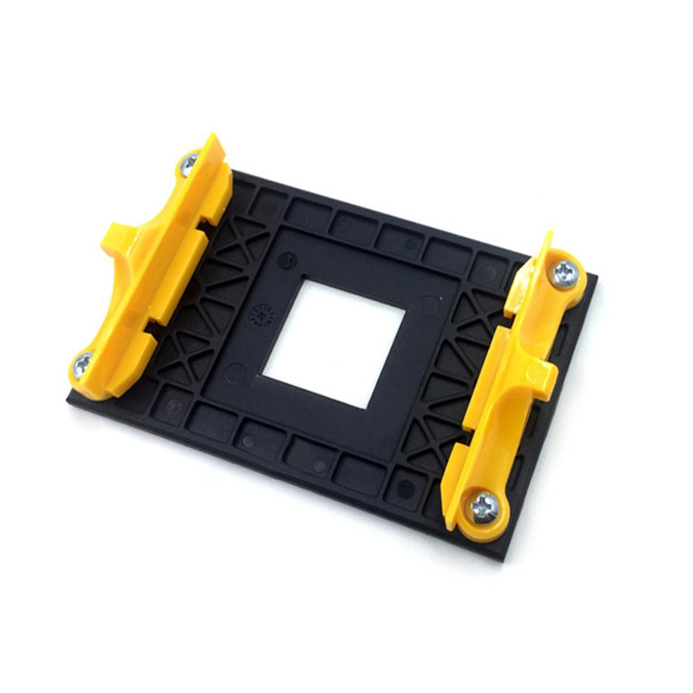 1pcs CPU COOLER Bracket Motherboard back plate for A MD AM2/AM2+/AM3/AM3+/FM1/FM2/FM2+/940 Install the fastening image