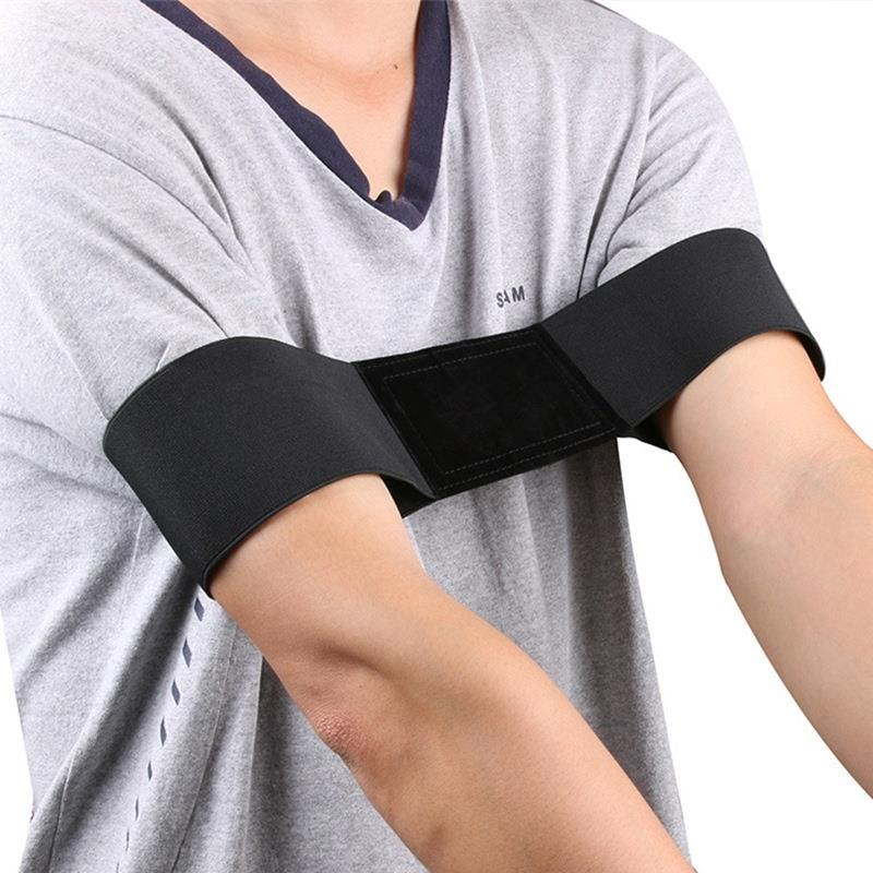 Golf Arm Posture Motion Correction Belt Sport Arm Guard Practical Trainging Aids Outdoor Golf Beginner Correct Swing Trainer