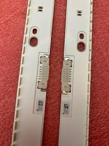 Image 3 - Nouveau 2 pièces LED bande de rétro éclairage pour Samsung UE49KU6670U UE49KU6500 UE49MU6500 BN96 39674A 39673A 39671A 39672A BN96 39880A 39882A