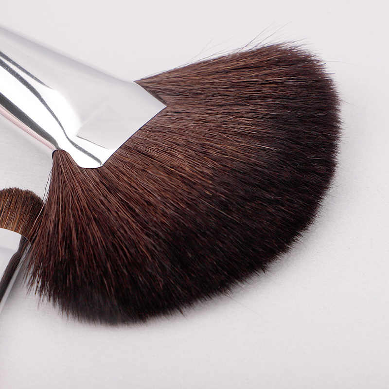 Mydestiny-Chichodo Roze 18Pcs Make-Up Kwasten-Natuurlijke Haar Cosmetische Tool & Beauty Pennen-Poeder En Blush & Foundation & Lip & Oogschaduw Borstel