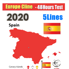 Europe HD 1 Year CCCam Spain Portugal Germany Poland Satellite tv Recei
