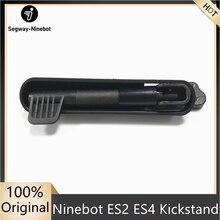 Oryginalny Ninebot ES2 ES4 Kickstand do elektrycznego skutera Ninebot stojak parkingowy do skutera Hoverboard Self Balance stojak parkingowy